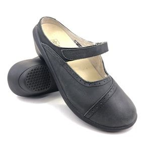 Spenco Rachel Mary Jane Orthotic Slip On Clogs 7